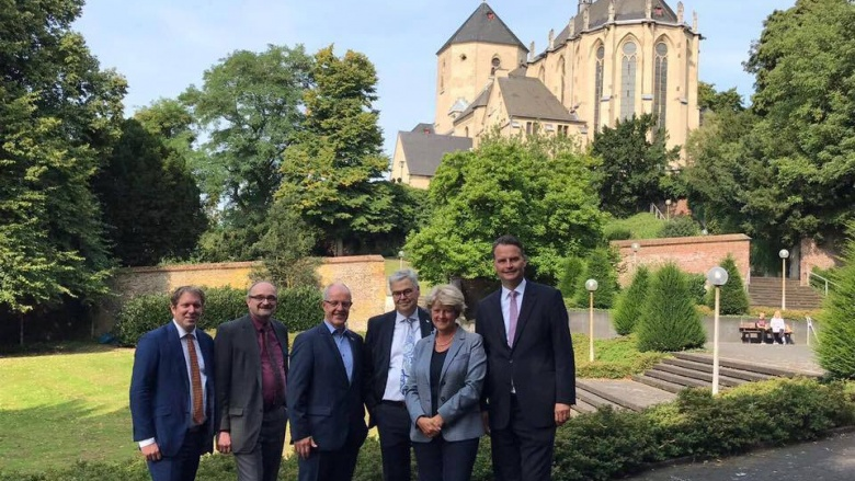"""Kultur vor Ort"" mit Dr. Günter Krings MdB"