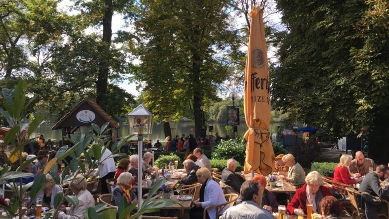 Sommerfest der Frauen Union Berlin. Foto: Diana Tuppack