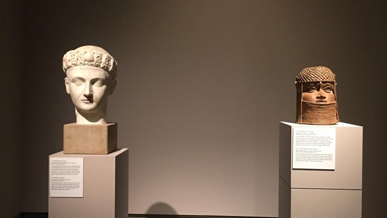 "Ausstellung ""Unvergleichlich"". Foto: Diana Tuppack"