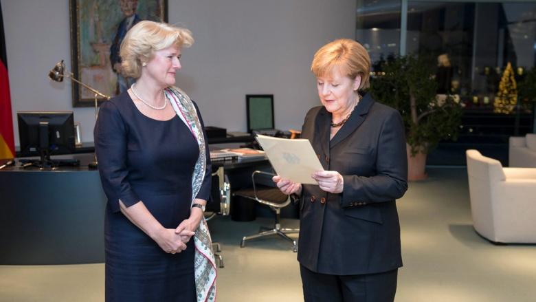 Staatsministerin für Kultur und Medien. Foto: Bundesregierung | Bergmann