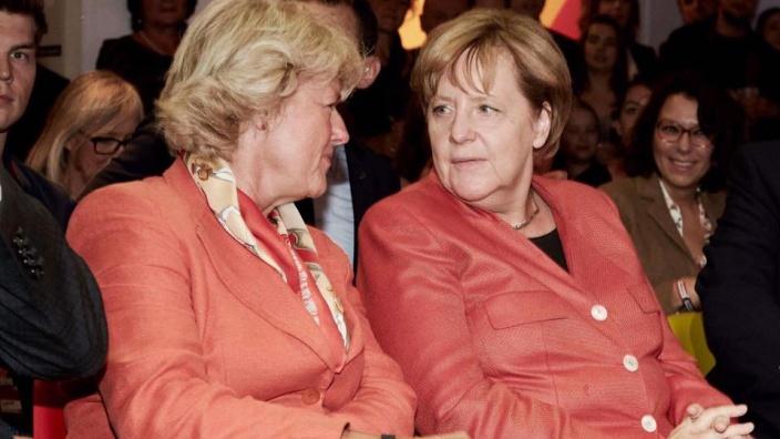 Tag der CDU. Foto: Laurence Chaperon
