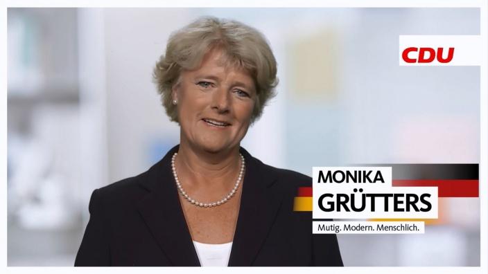 Video: Monika Grütters - Mutig. Modern. Menschlich. Foto: privat