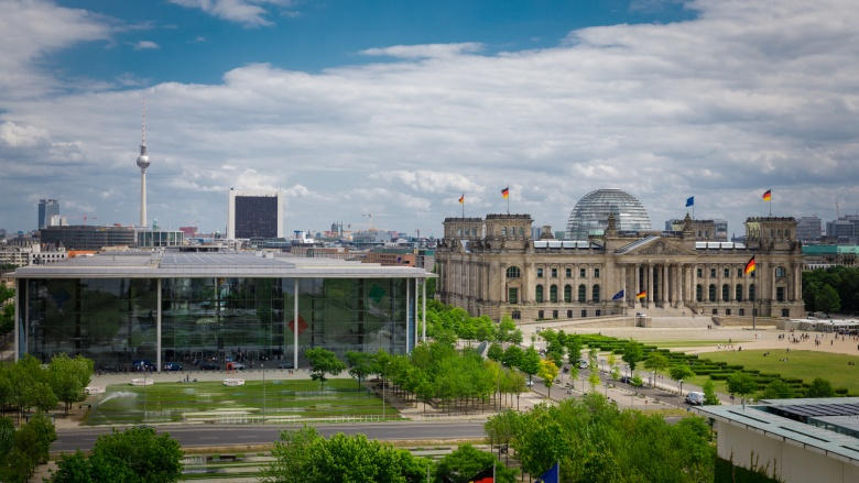 Mein Team im Deutschen Bundestag. Foto: Tobias Koch