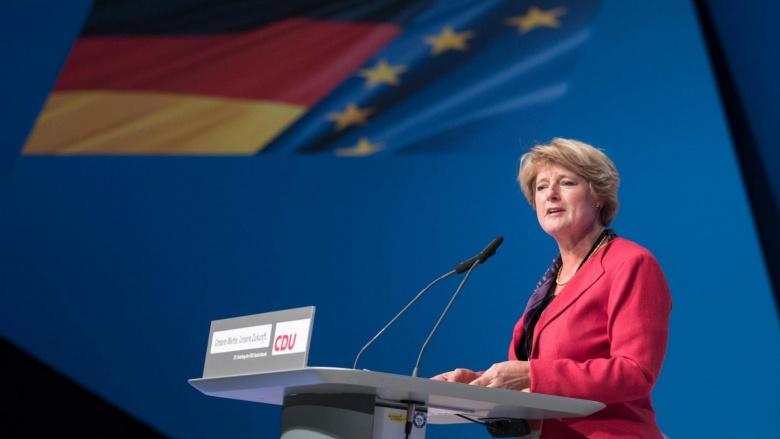 Reden und Vorträge - Startseite. Foto: CDU | Sönke Ehlers