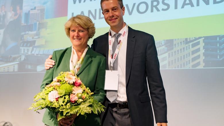 Landesvorsitzende der CDU Berlin. Foto: CDU Berlin