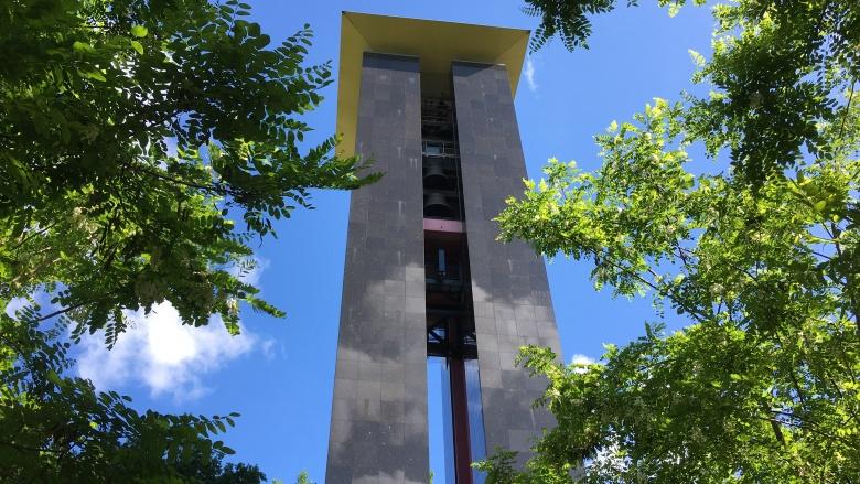 Carillon in Berlin-Mitte. Foto: Diana Tuppack