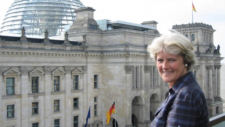Politische Bildungsfahrten. Foto: Bundestagsbüro Prof. Monika Grütters MdB