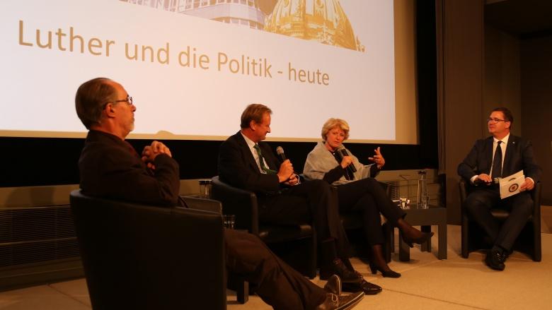 """EAK """"Luther und die Politik"""". Foto: CDU Berlin"""