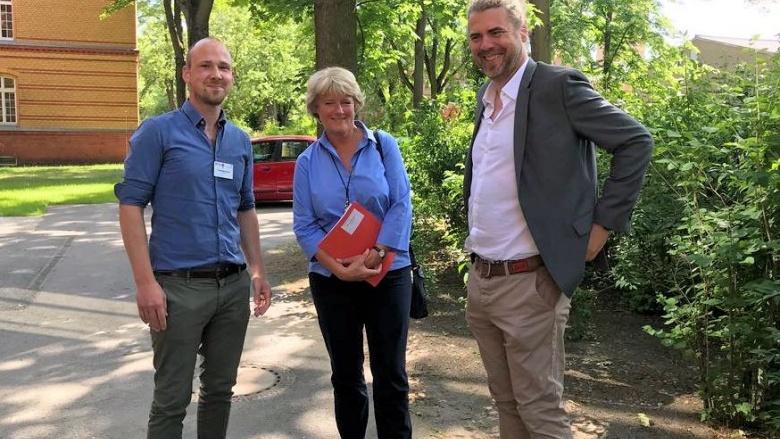 Besuch der Heiligenfeld Klinik. Foto: Wahlkreisbüro Prof. Monika Grütters MdB
