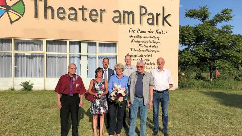Theater am Park. Foto: Wahlkreisbüro Prof. Monika Grütters MdB