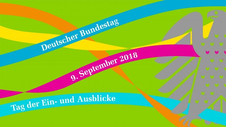 Tag der Ein- und Ausblicke 2018. Foto: Deutscher Bundestag