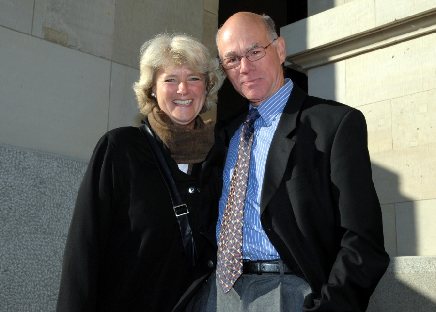 Monika Grütters mit Bundestagspräsident Prof. Dr. Norbert Lammert