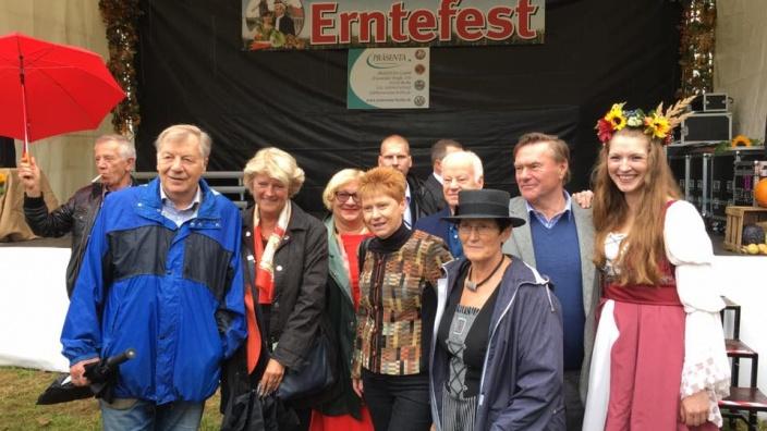 Alt-Marzahner Erntefest. Foto: Diana Tuppack