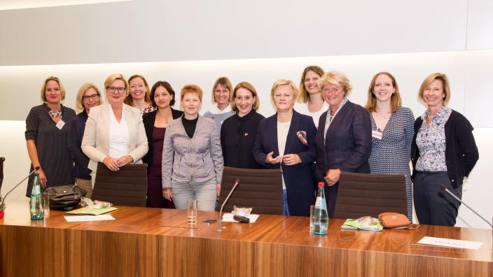 BPW - Diskussion zur BTW17. Foto: BPW Berlin