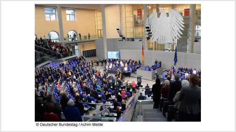Foto: Deutscher Bundestag | Achim Melde
