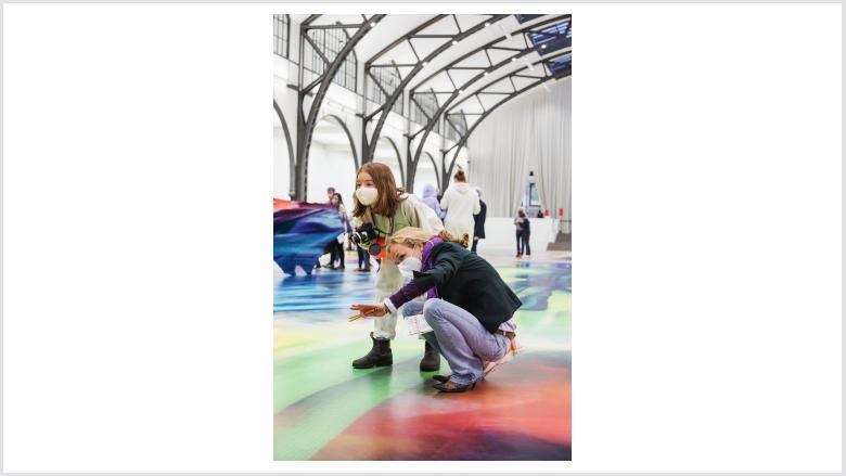 Herbstferienprogramm 2020, Hamburger Bahnhof – Museum für Gegenwart – Berlin, © Staatliche Museen zu Berlin / Valerie Schmidt