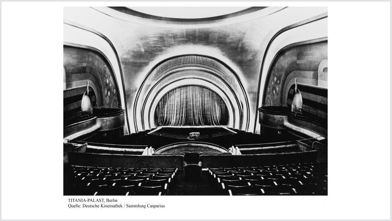 Titania-Palast   Foto: © Deutsche Kinemathek – Hans Casparius