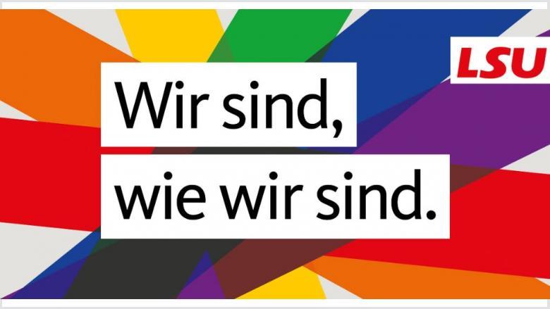 LSU - Lesben und Schwule in der Union.