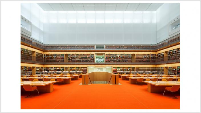 Foto: Staatsbibliothek zu Berlin | PK, J. F. MüllerFoto: Staatsbibliothek zu Berlin | PK, J. F. Müller
