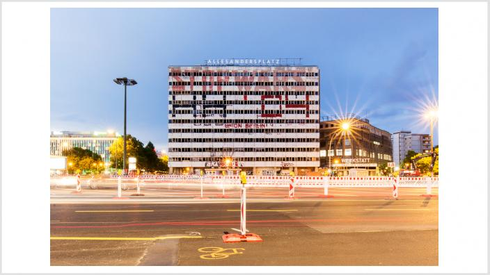 Foto: Berlin Art Week 2019 | Statista | ALLESANDERSPLATZ | ©Victoria Tomaschko | 02