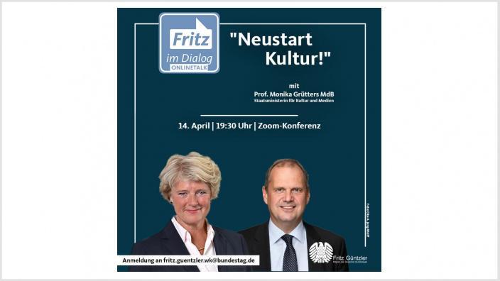 Kachel: Büro Fritz Güntzler MdB.
